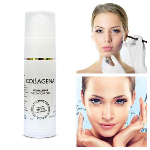Серум за пълна грижа около очите Collagena
